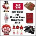 Christmas Gift Ideas for Husker Fans