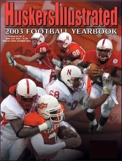 Huskers Illustrated Magazine Cover Image