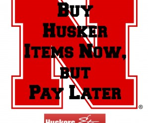 Buy Nebraska Husker Gifts Now, Pay Later