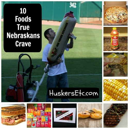 10 Foods True Nebraskans Crave