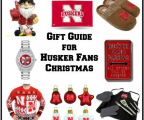 Christmas Gift Ideas for Husker Fans