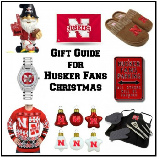 Gift Guide for Husker Fans