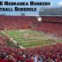 2016 Nebraska Huskers Football Schedule